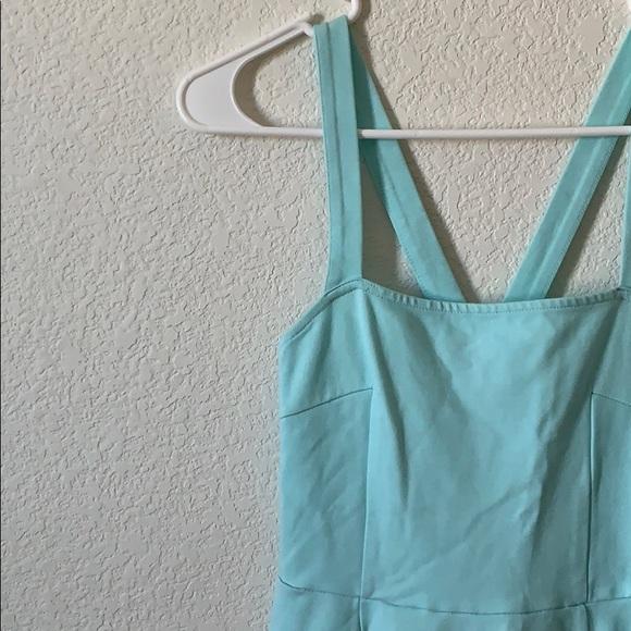 H&M Dresses & Skirts - H&M Blue Skater Dress